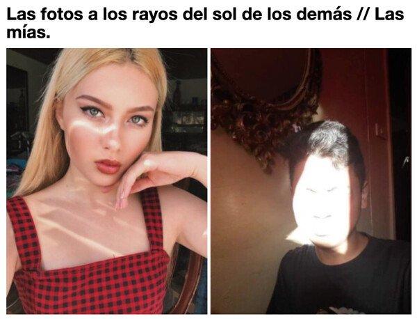 Meme_otros - Menudo drama con mis fotos