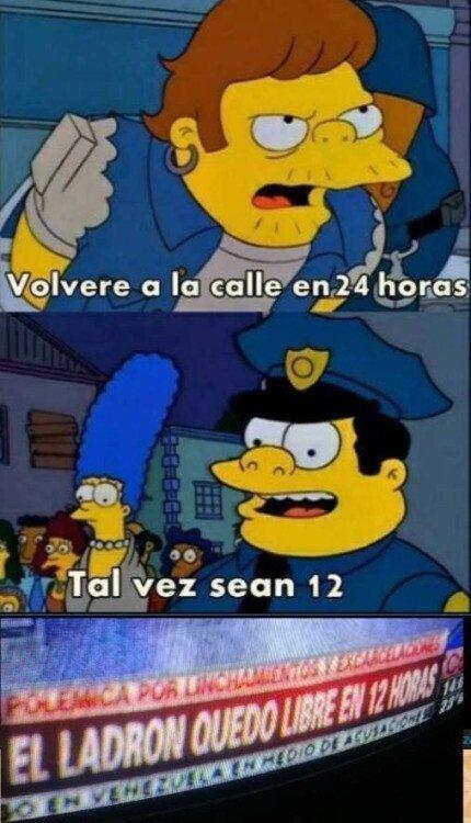 Meme_otros - Negociación policía / ladrón