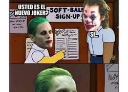Enlace a El nuevo Joker lo peta mil más