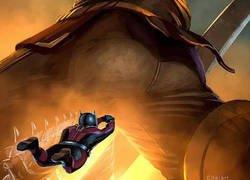 Enlace a Vamos Ant Man, ya conoces tu misión