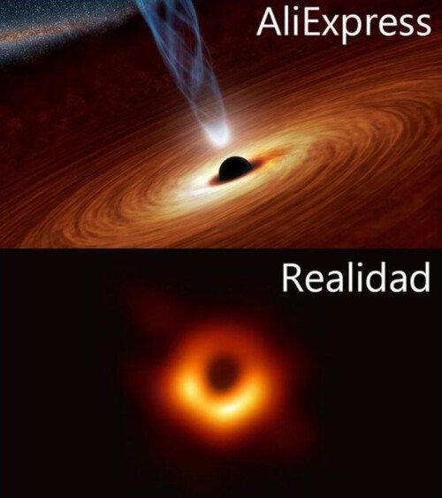 Meme_otros - El agujero negro no es como esperábamos