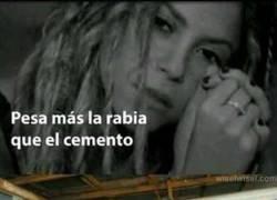 Enlace a Shakira habla cosas que no entiende