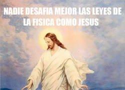 Enlace a Jesús no era el único con poderes