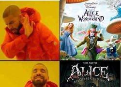 Enlace a Sin duda la versión de Alice in Wonderland favorita de los gamers
