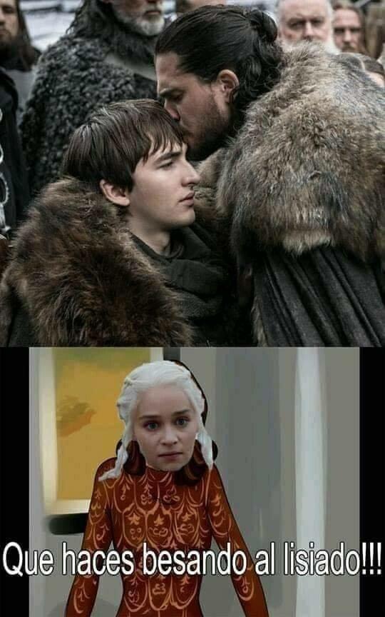 Meme_otros - Daenerys ha enfurecido