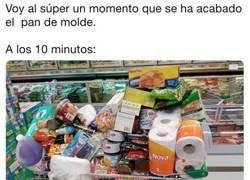 Enlace a Todo se desmadra en el supermercado