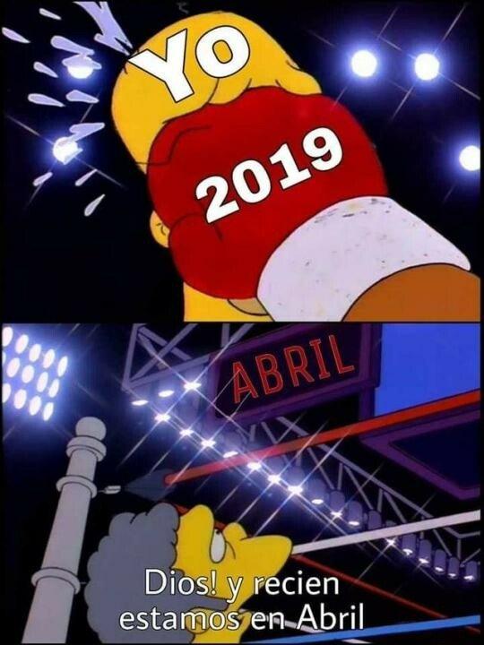 Meme_otros - Un año realmente duro