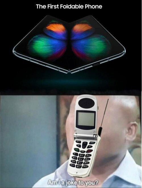 Meme_otros - Pobre Nokia...
