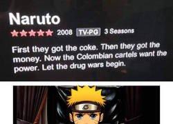 Enlace a No me esperaba eso de Naruto