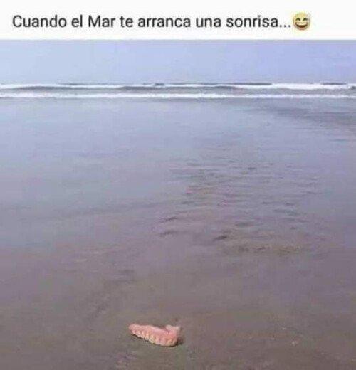 Meme_otros - Bien salado el mar