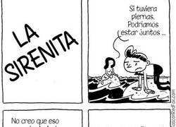 Enlace a La historia real de La Sirenita