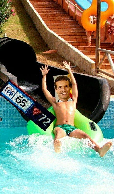 Meme_otros - El aquapark del 28 de abril