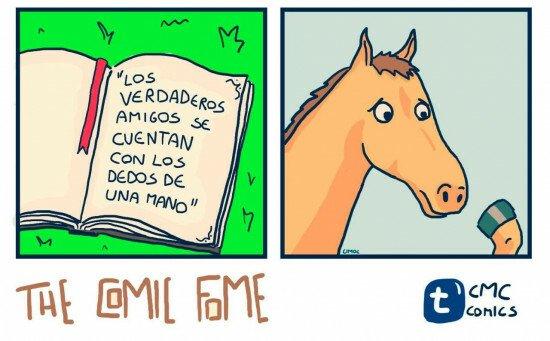 Otros - Estoy muy triste por el caballo...