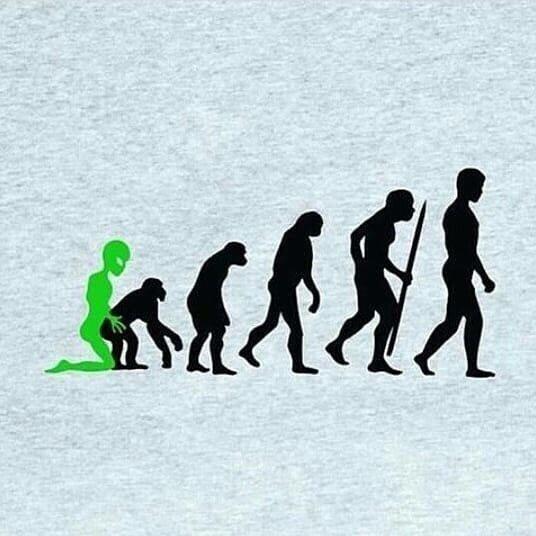 Meme_otros - La evolución humana tal como no la habías visto antes