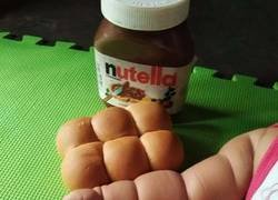 Enlace a Creo que se pasó de rosca tomando Nutella