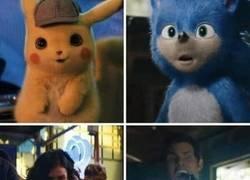 Enlace a Diferentes tipos de reacciones a dos criaturas