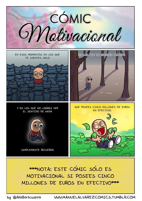 Otros - La gran motivación de tu vida