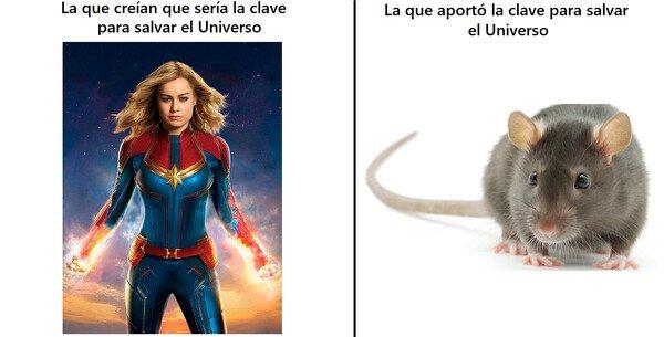 Meme_otros - Salvadora de los Avengers