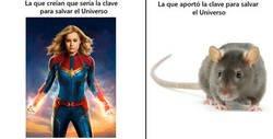 Enlace a Salvadora de los Avengers