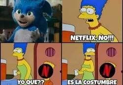 Enlace a Por una vez no fue Netflix