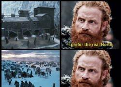 Enlace a Tormund lo tiene claro