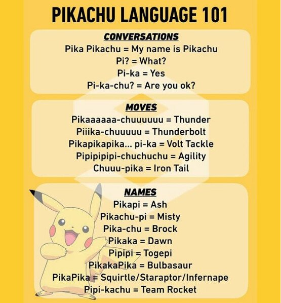 Meme_otros - Manual definitivo para entender a Pikachu
