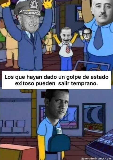 Meme_otros - Menudo fracaso lo de Venezuela