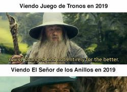 Enlace a GOT vs LOTR