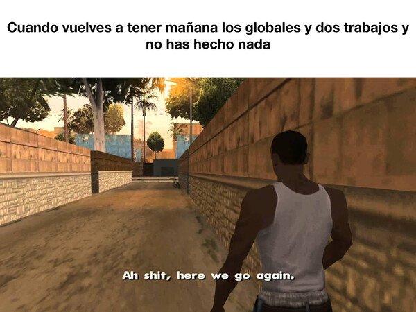 Meme_otros - Vuelta a empezar...