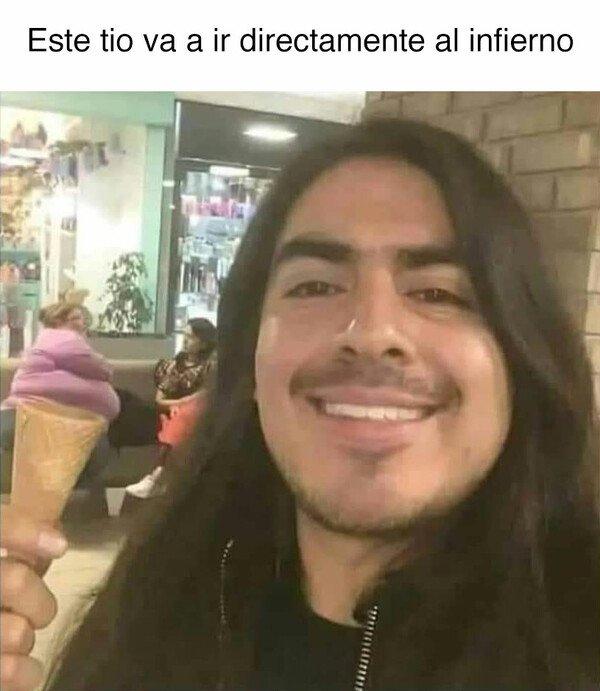 Meme_otros - Directo al infiernito