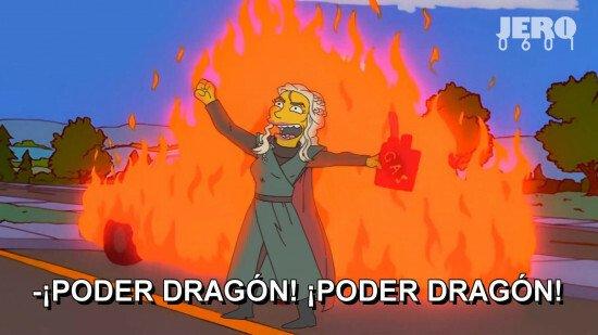 Otros - El gran poder de Daenerys