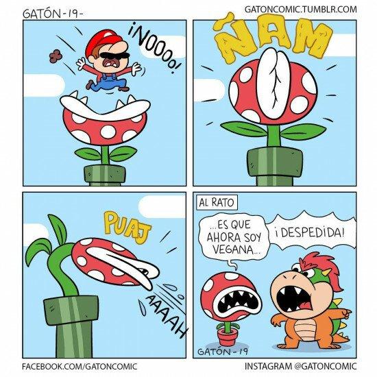 Otros - Esas malditas plantas ya no son lo que eran