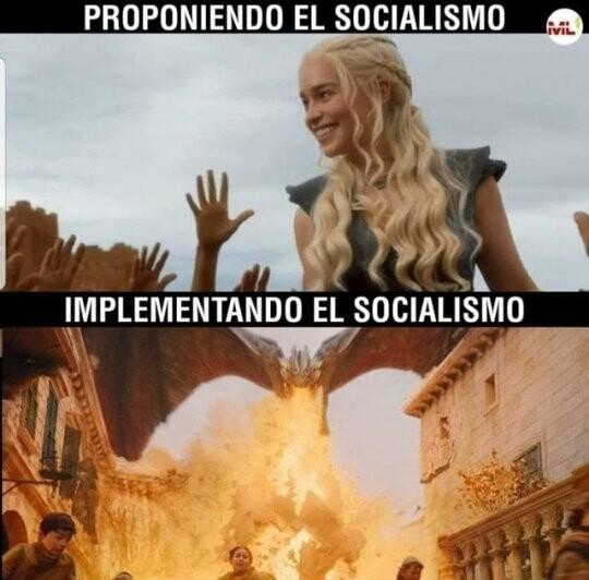 Meme_otros - Socialismo, antes y después