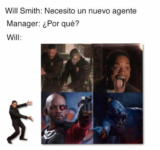 Meme_otros - ¿Qué está pasando con Will Smith?