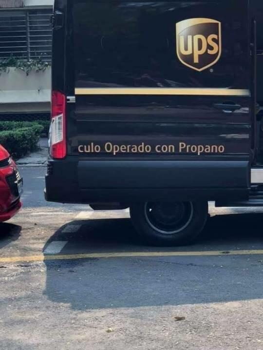 Meme_otros - Les jugó una mala pasada, UPS...
