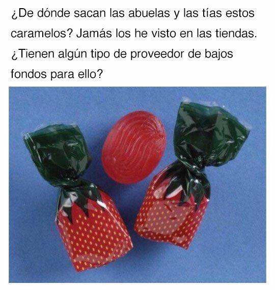 Meme_otros - Típicos caramelos de las cabalgatas
