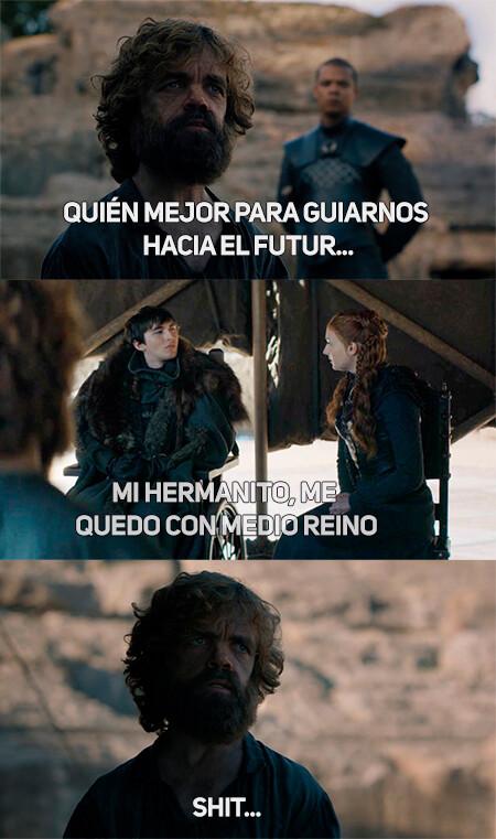 Meme_otros - Bran el corrupto...
