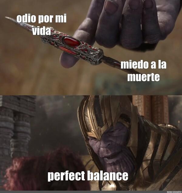 Meme_otros - Perfect balance