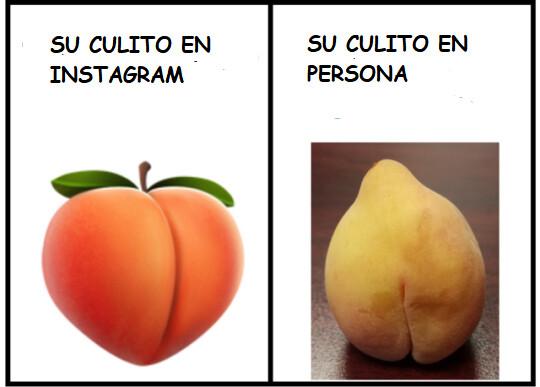 Meme_otros - Internet vs realidad