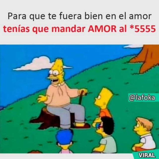 Meme_otros - AMOR al 5555