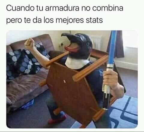 Meme_otros - Mamarracho, pero letal
