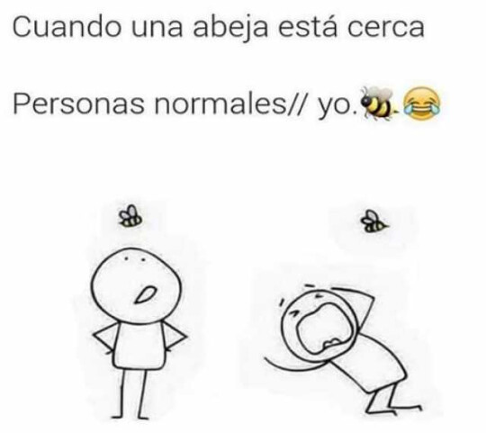 Meme_otros - Personas normales vs yo