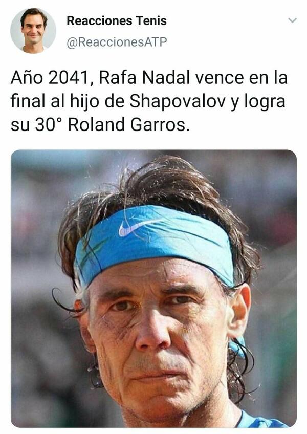 Meme_otros - Eterno Nadal