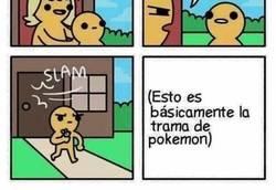 Enlace a Pokémon en la vida real