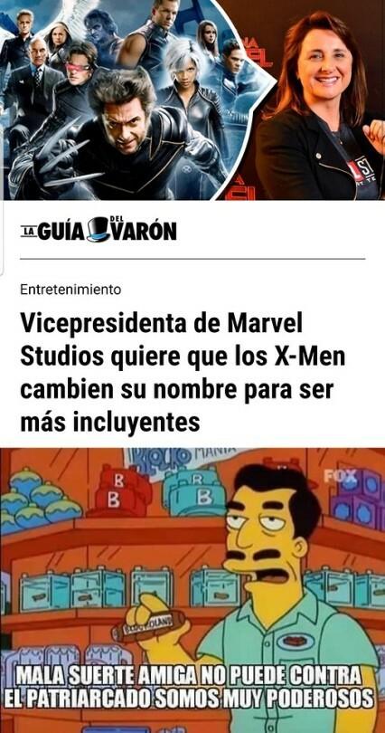 Otros - La tercera ola ha llegado a Marvel
