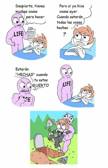 Otros - ¡Déjame morir, vida!