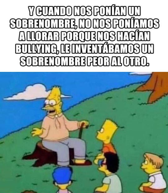 Meme_otros - Hay que diferenciar entre las leyes de los críos y el bullying