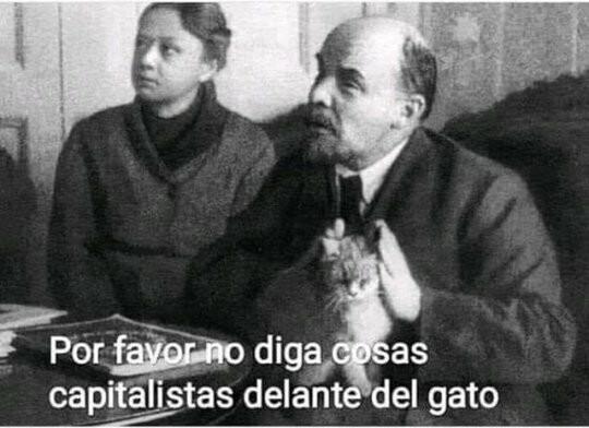 Meme_otros - Que se nos va a volver capitalista