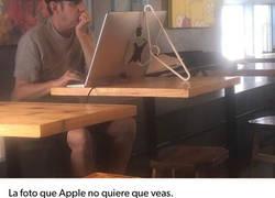 Enlace a Que Apple no se entere que existe la gente apañada
