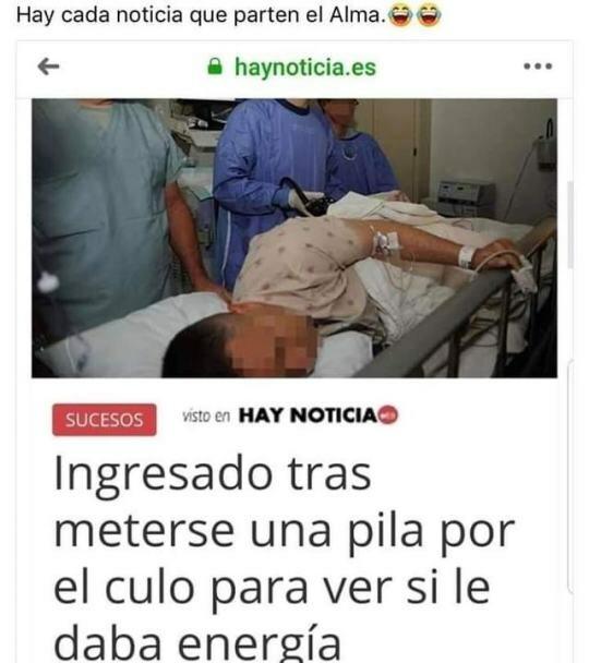 Meme_otros - Se rumorea que está en el hospital C.Darwin
